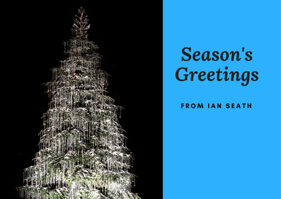 Season's Greetings ISC 2017